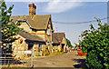 TL1669 : Grafham: former station, 1995 by Ben Brooksbank