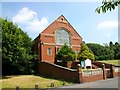 SO9688 : Knowle Methodist Church by Stephen Rogerson
