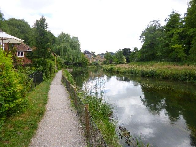 Winchester, Itchen Navigation