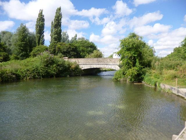 Winchester, Tun Bridge