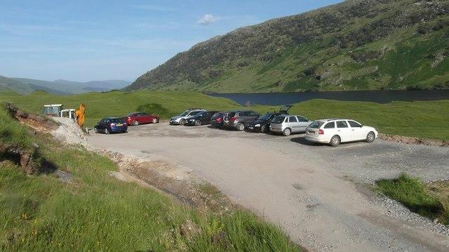 Strathan, Loch Arkaig