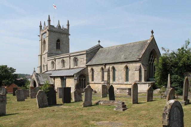 St John the Baptist Church, Colsterworth