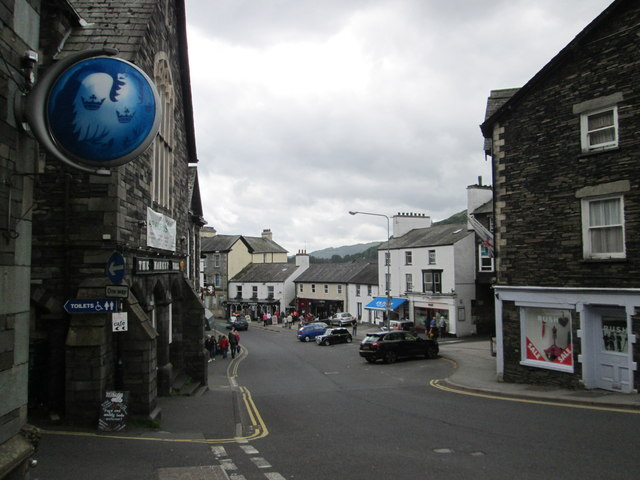 Changing face of Ambleside in 2013