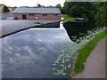 SK4832 : Erewash Canal and Sea Scouts hut by David Lally