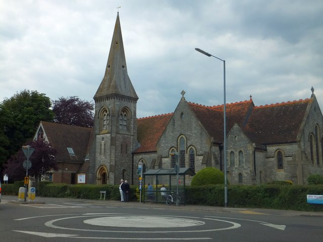 St. John the Evangelist Church in Southbourne