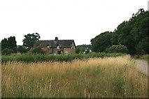 TQ1462 : Arbrook Farm Cottages by Hugh Craddock
