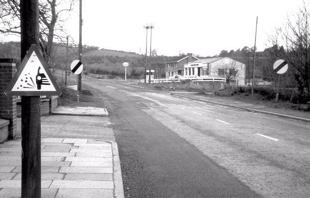 The Banbridge Road, Dromore (1979)