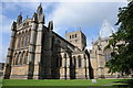 SK7053 : Southwell Minster by Philip Halling
