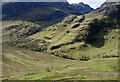 NN1756 : Coire Gabhail by Trevor Littlewood