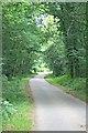 TQ1463 : Arbrook Farm Drive towards Copsem Lane by Hugh Craddock
