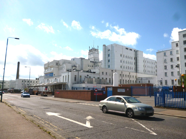 St. Helier Hospital