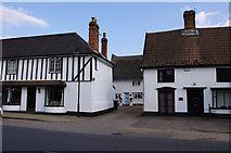 TM2373 : Church Street, Stradbroke by Ian Taylor