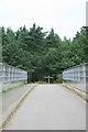 TQ1361 : West Bridge, Esher Common by Hugh Craddock