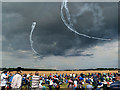 NT5578 : East Fortune Air Show 2013 by Walter Baxter