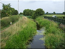 SK7431 : Grantham Canal near Harby by JThomas