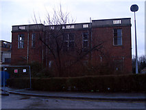 SK9871 : Lincoln County Hospital St. Anne's Road by Jo Turner