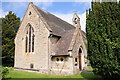 SO8240 : Upper Hook church by Philip Halling