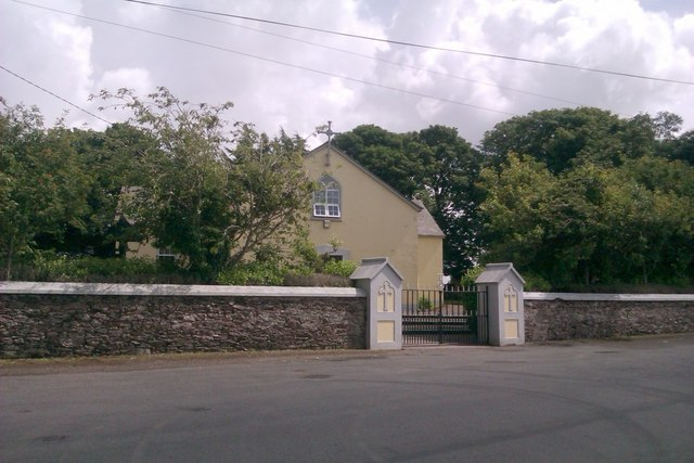 St. Catherine's Church, Glengoura