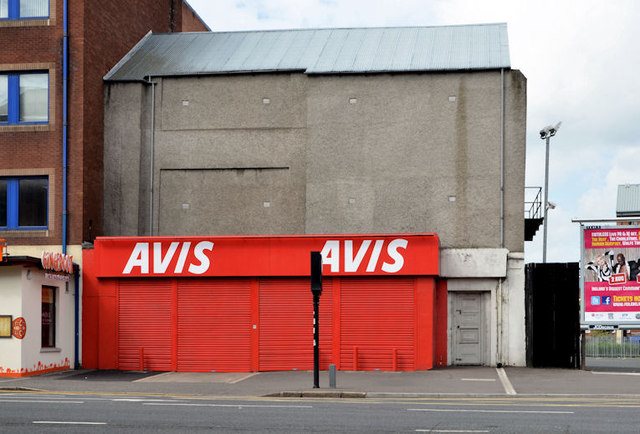 Nos 69-71 Gt Victoria Street, Belfast