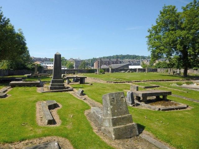 Inverkip Street Burial Ground
