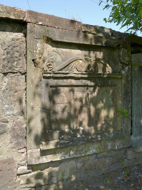 Gravestone of John Kippen
