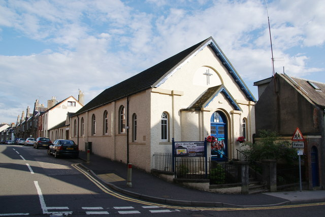 Crieff Baptist Church