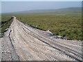 NH9133 : New track near Allt Laoigh by Dorothy Carse