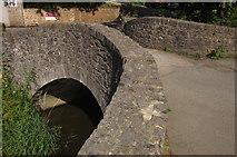 SX7962 : Bridge, Dartington Lower Tweed Mill by Derek Harper
