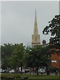 TQ3090 : St Michael's, Wood Green by Andrew Wilson