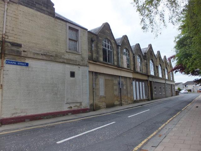 Chapel Street, Selkirk