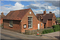 SP7014 : The old school in Ashendon by Roger Davies