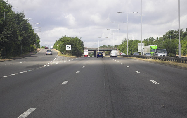 A40 at Uxbridge