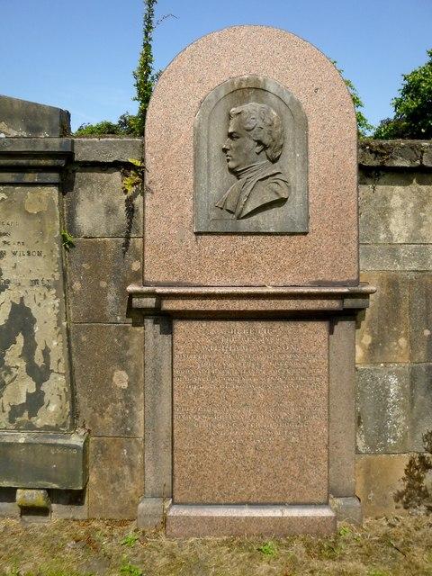 Memorial to William Wilson