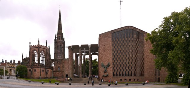 The Cathedrals of Coventry