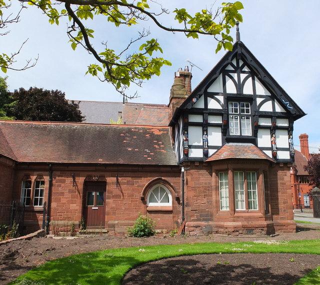 Park Keeper's Lodge, Grosvenor Park, Chester