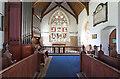 TL8169 : St Catherine, Flempton - Chancel by John Salmon