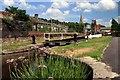 SE1316 : Huddersfield Narrow Canal Lock 4E by Graham Hogg