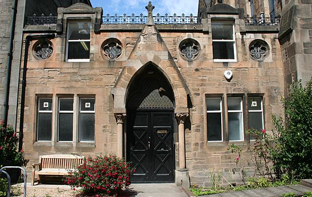 Elaborate Doorway