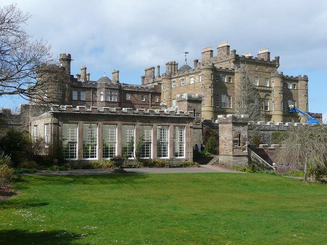 The Orangery and Culzean Castle