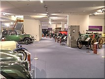 SP3379 : Coventry Transport Museum by David Dixon