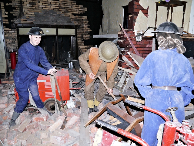 Image result for coventry transport museum blitz