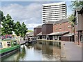 SP3379 : Coventry Canal Basin by David Dixon
