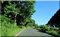 NR7893 : On the Road leaving Crinan by Chris Heaton