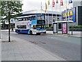 SP3278 : Croft Road, Coventry by David Dixon