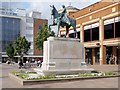 SP3379 : Lady Godiva Statue, Broadgate by David Dixon