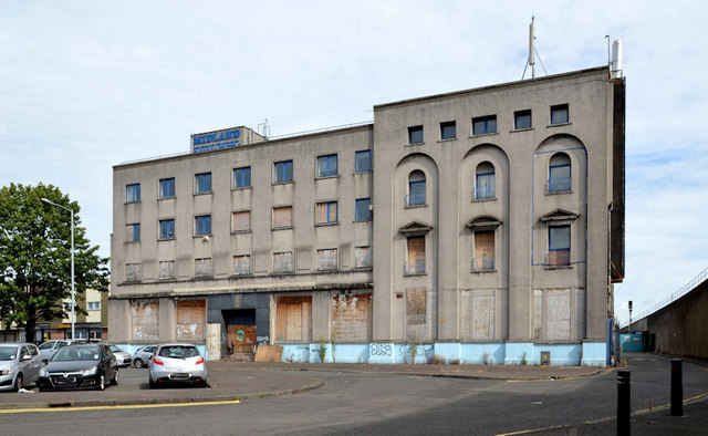 The Midland Building, Belfast (2013-1)