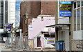 J3374 : York Street demolition work, Belfast (2013-8) by Albert Bridge