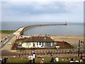 NZ4058 : Roker Pier by Graham Robson