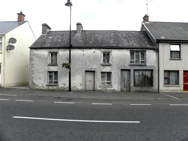 Bobby Fenton's Hardware Shop and House, Beragh