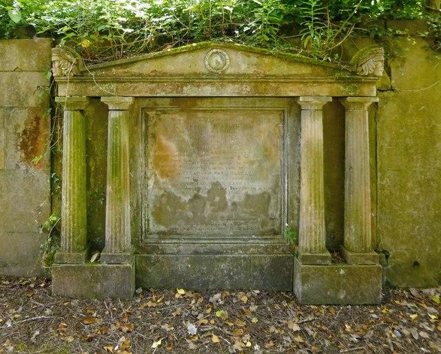 The Farquhar/McKelvie Memorial